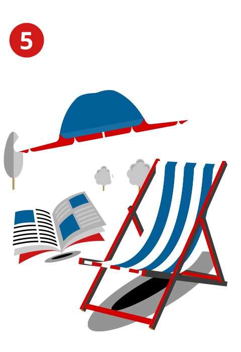 Sit back, relax and enjoy your collection!